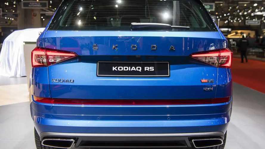 Skoda Kodiaq (2019) im Detail verbessert