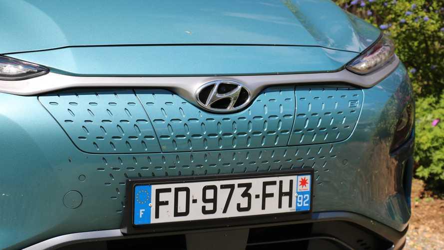 Hyundai - Un SUV pour inaugurer la nouvelle plateforme électrique ?