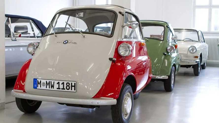 Von der BMW Isetta bis zum Microlino