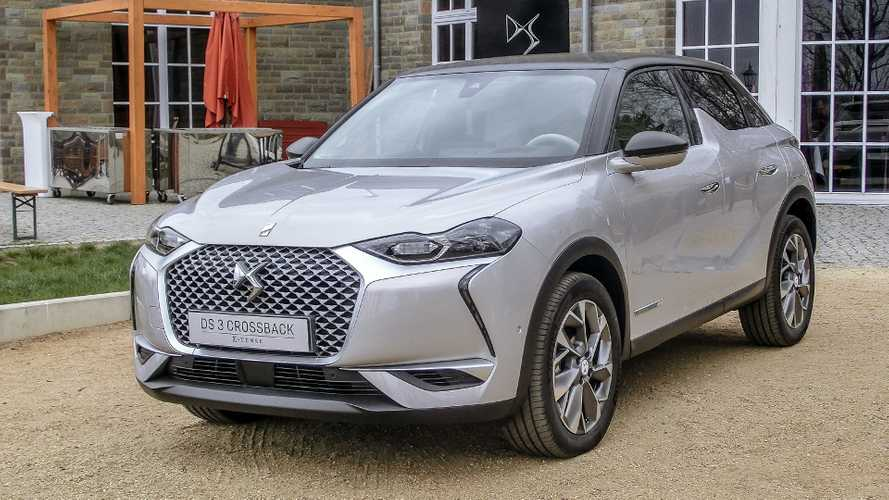 DS 3 CROSSBACK E-TENSE 2019