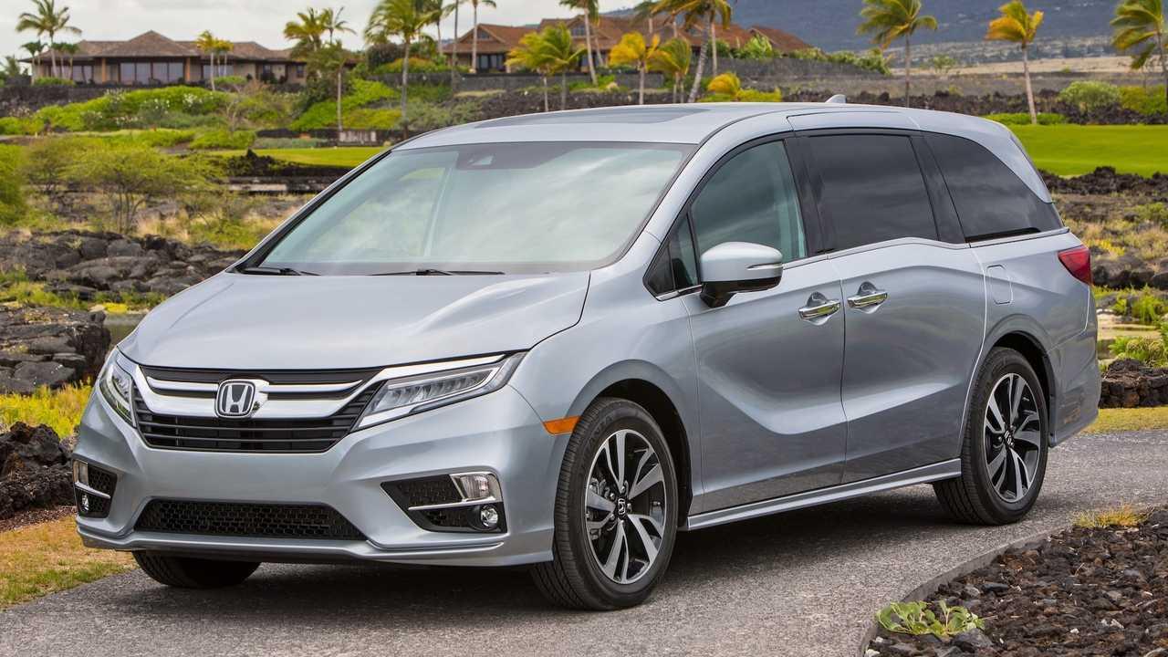 Minivan: Honda Odyssey LX