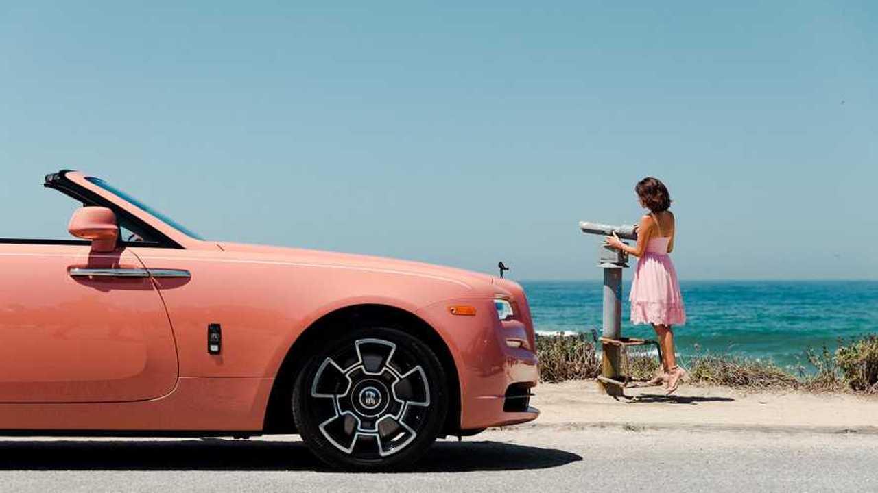 Rolls-Royce Pebble Beach 2019 Koleksiyonu