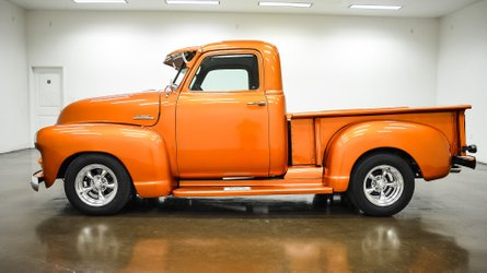 Orange you wishing this custom 1949 gmc truck was yours