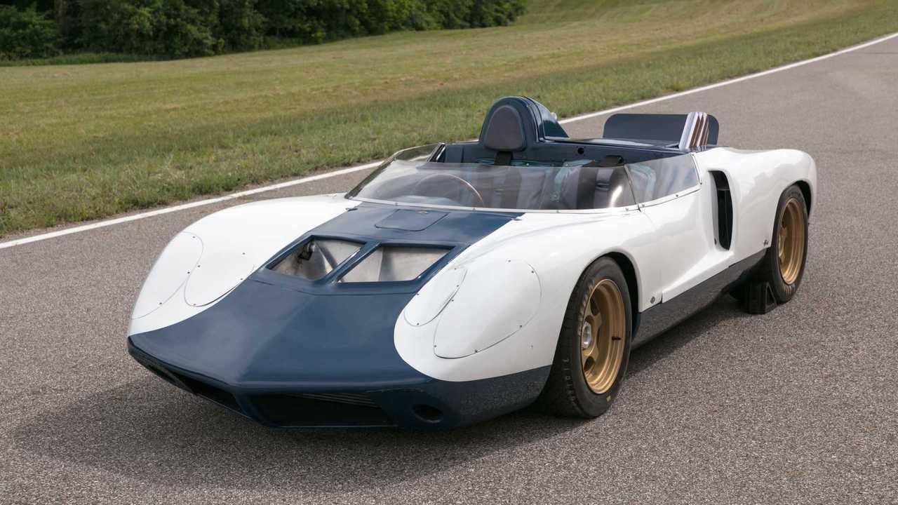 Chevrolet CERV-II (1964)