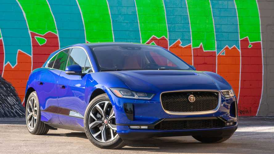 2019 Jaguar I-Pace EV400 HSE: Review