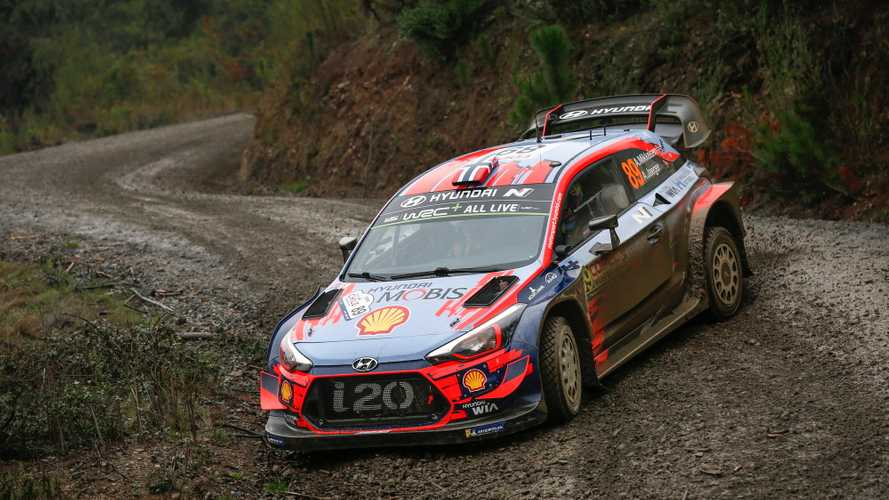 Hybrid World Rally Cars to be introduced for 2022