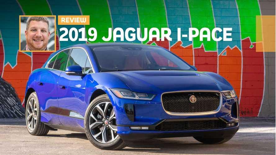 2019 Jaguar I-Pace EV400 HSE Review: Silent Stunner