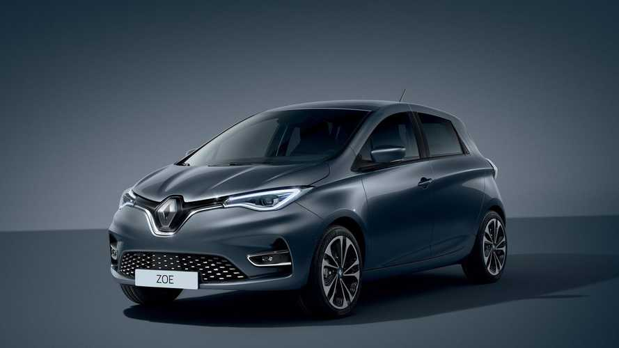Renault: All-Electric Car Sales Tripled In September 2020