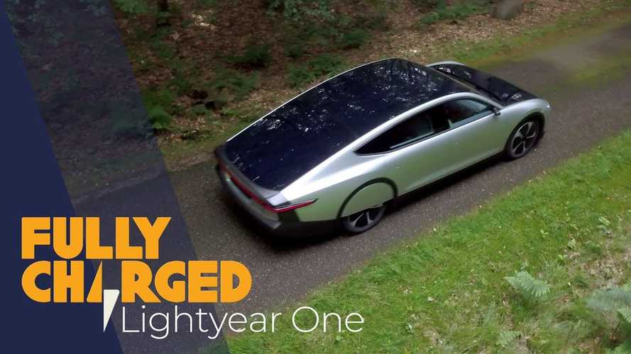 Fully Charged Takes A Look At The Lightyear One Prototype: Video