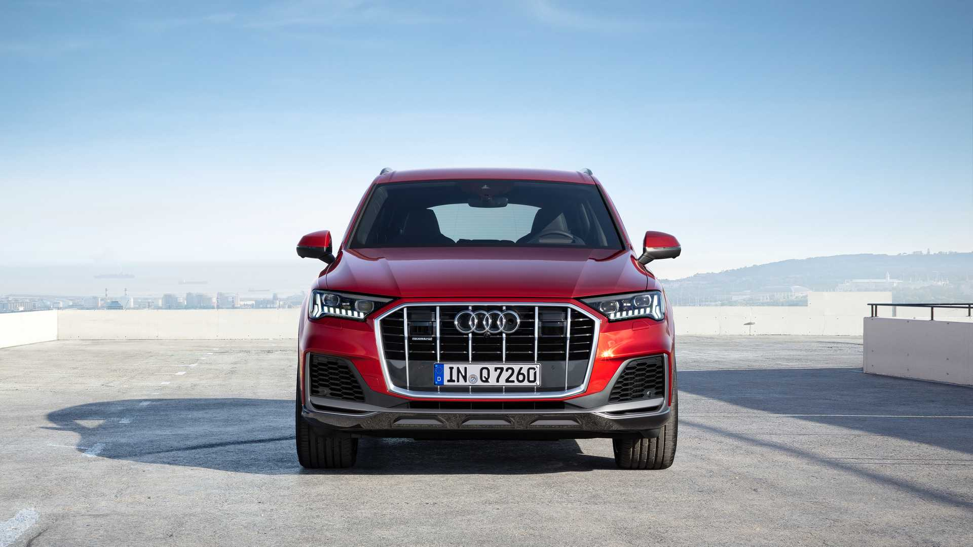 2020 Audi Q5: Plug-in Hybrid, Changes, Release >> 2020 Audi Q7 Facelift Reveals Small Changes Outside More Within
