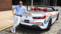 BMW WorldPride 8 Series
