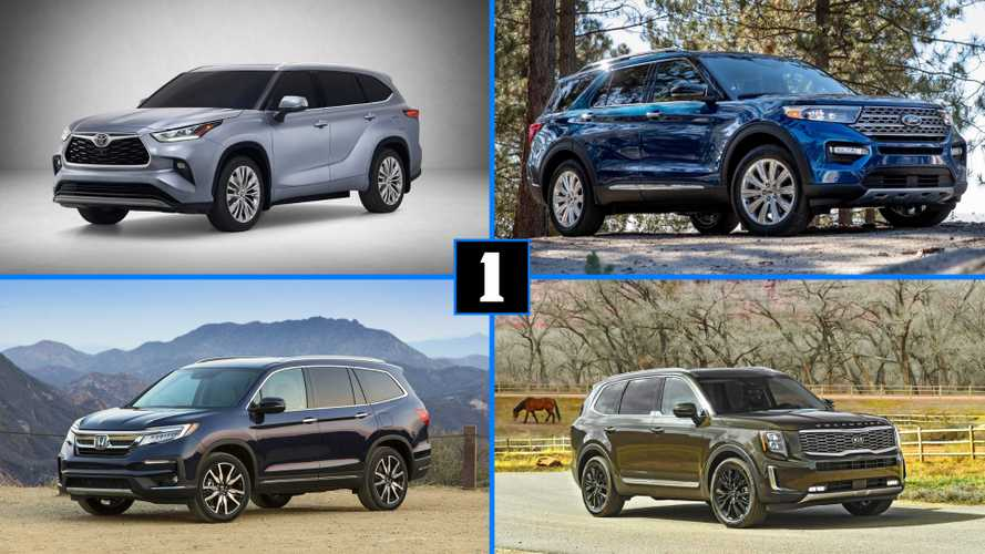 How The 2020 Toyota Highlander Stacks Up To The Newest Crossovers