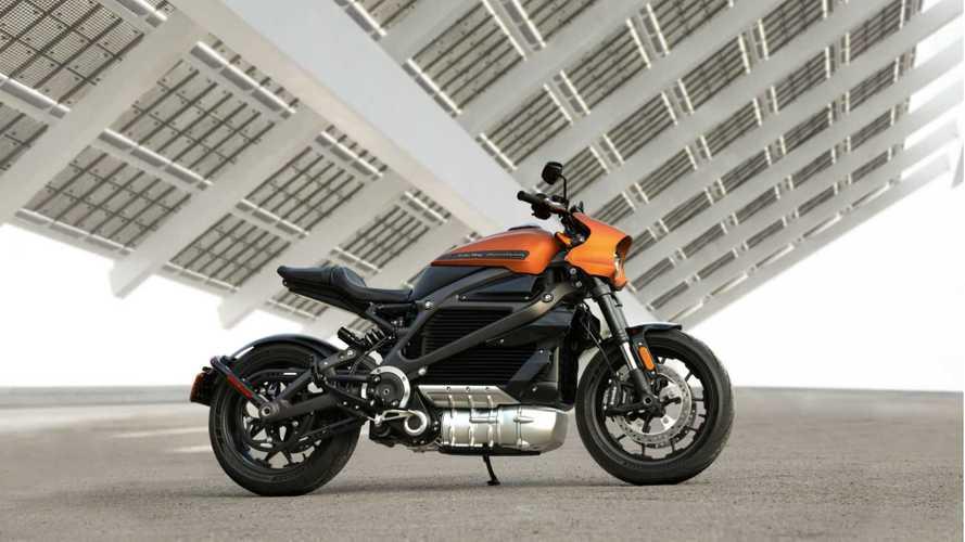 Harley-Davidson LiveWire, partono gli ordini
