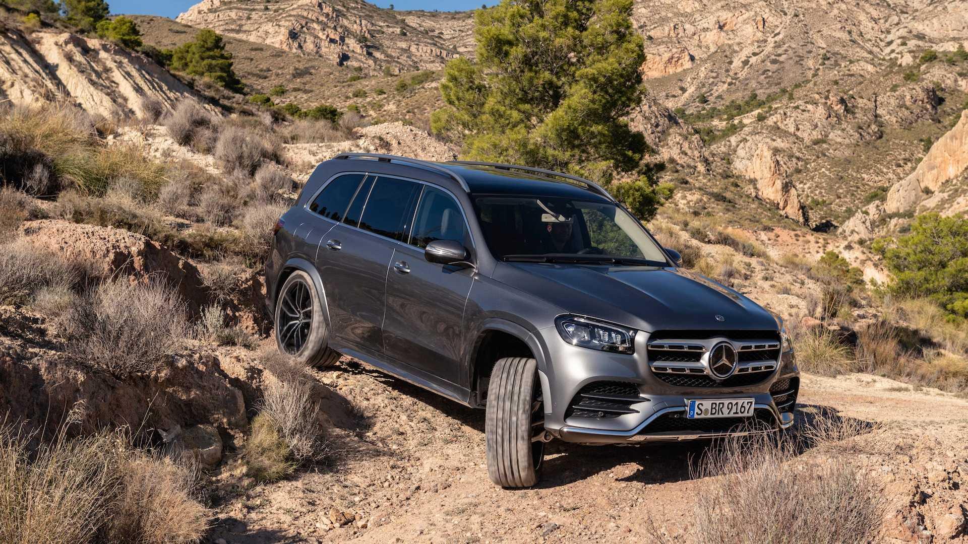 2020 Mercedes – Benz GLS New Engine, Price Updates >> 2020 Mercedes Benz Gls 450 Pricing Starts At 75 200