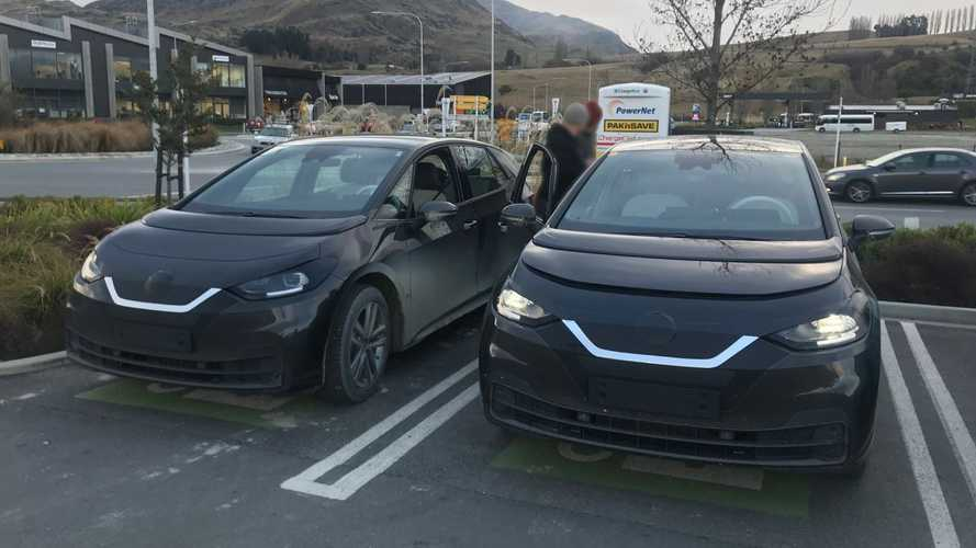 Volkswagen ID.3 Electric Car Spotted in New Zealand