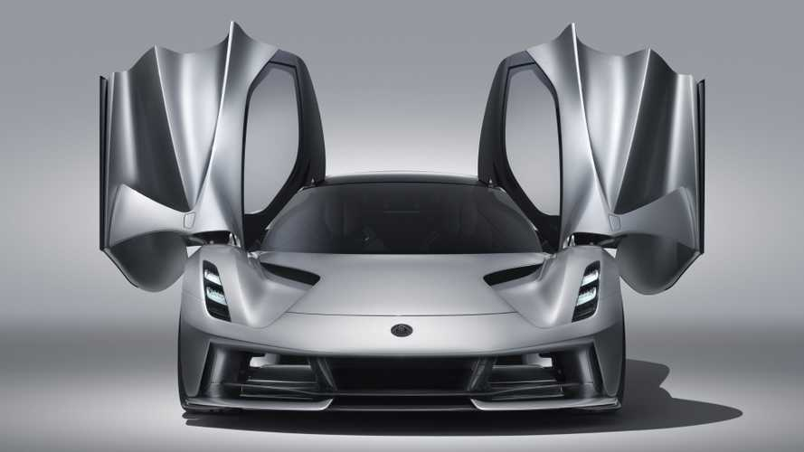 Evija EV Hypercar Will Influence All Future Lotus Models