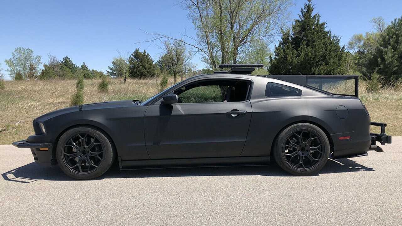 Ford Mustang Gt Camera Car From Need For Speed Can Be Yours