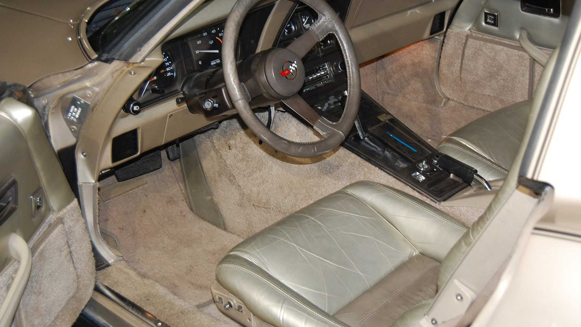 """[""""1982 Corvette Collectors Edition: From Concept To Collectable""""]"""