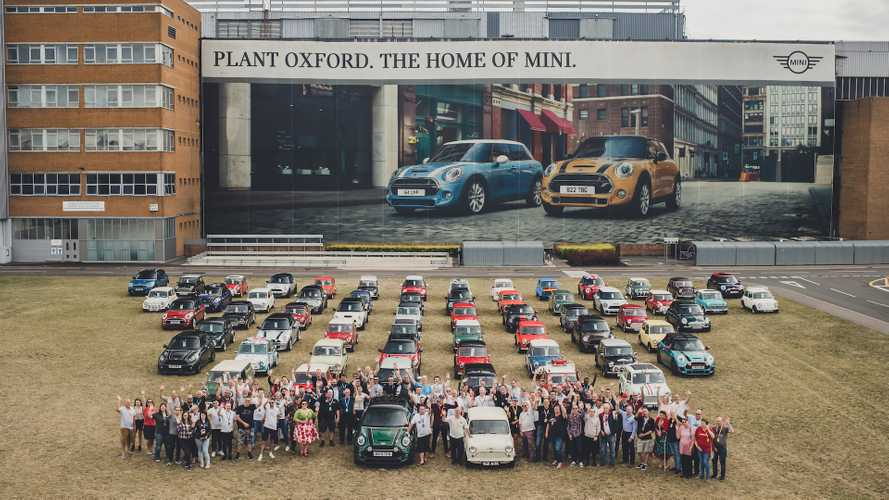 This is the ten millionth Mini
