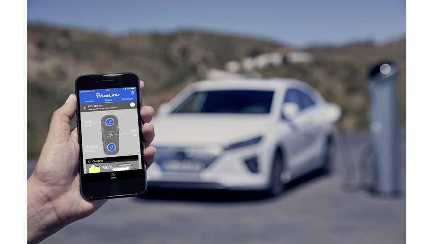 Hyundai, la nuova app per smartphone