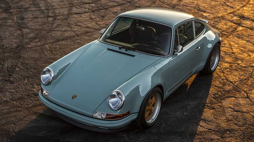 1991 Porsche 911 By Singer Could Be Auctioned For $1M