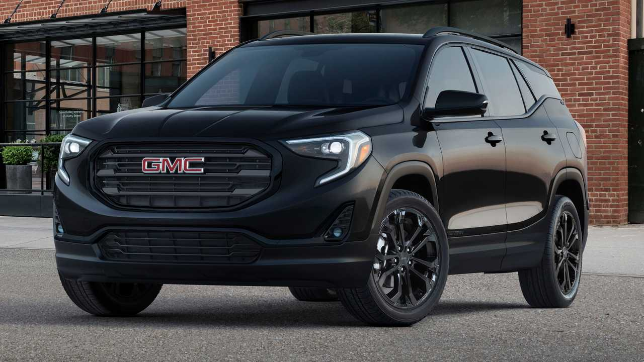 GM Reducing Chevy Equinox, Trax, And GMC Terrain Production