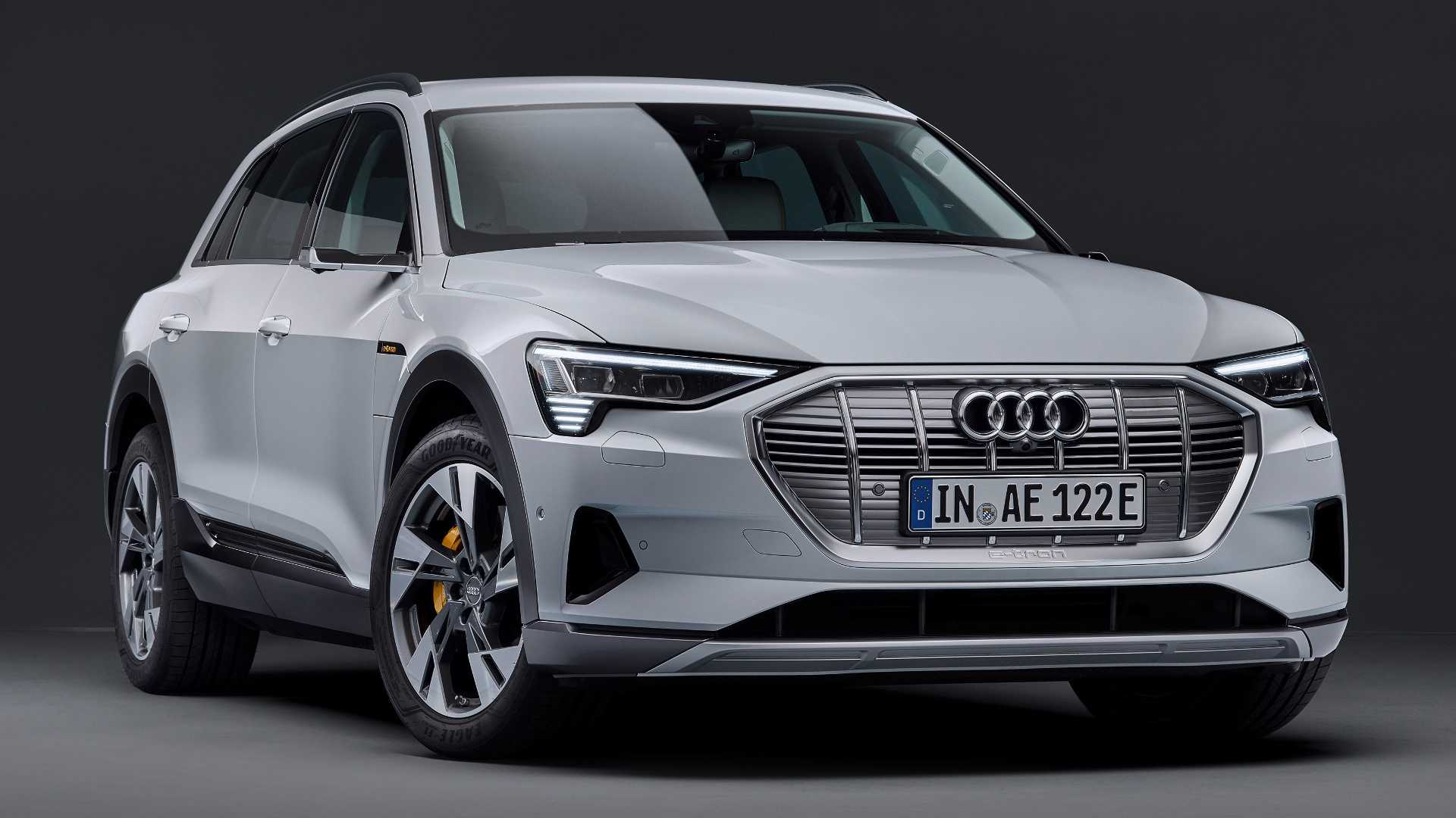 Audi E Tron >> Entry-level Audi E-Tron revealed as 'more accessible ...