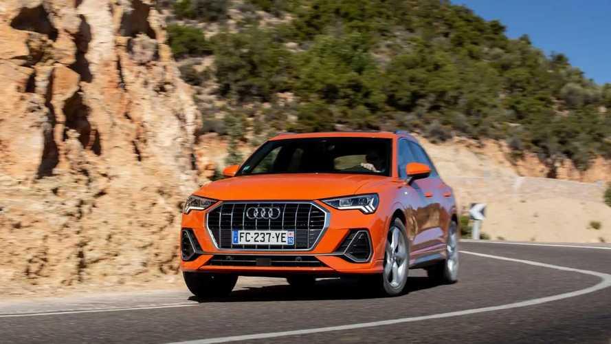 Essai Audi Q3 (2019)