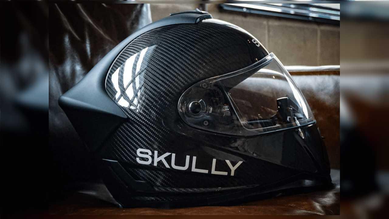 Skully Fenix AR Helmet