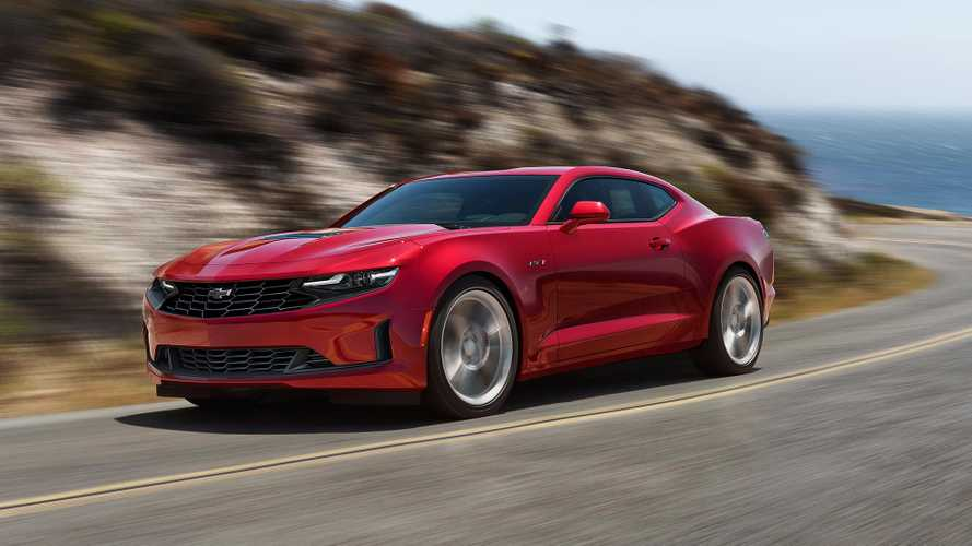 2020 Camaro Sales Halted Over Possible Emissions Problem: Report
