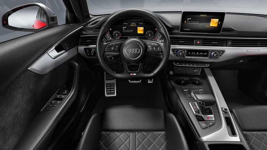 Audi S4 Sedan 3.0 TDI V6