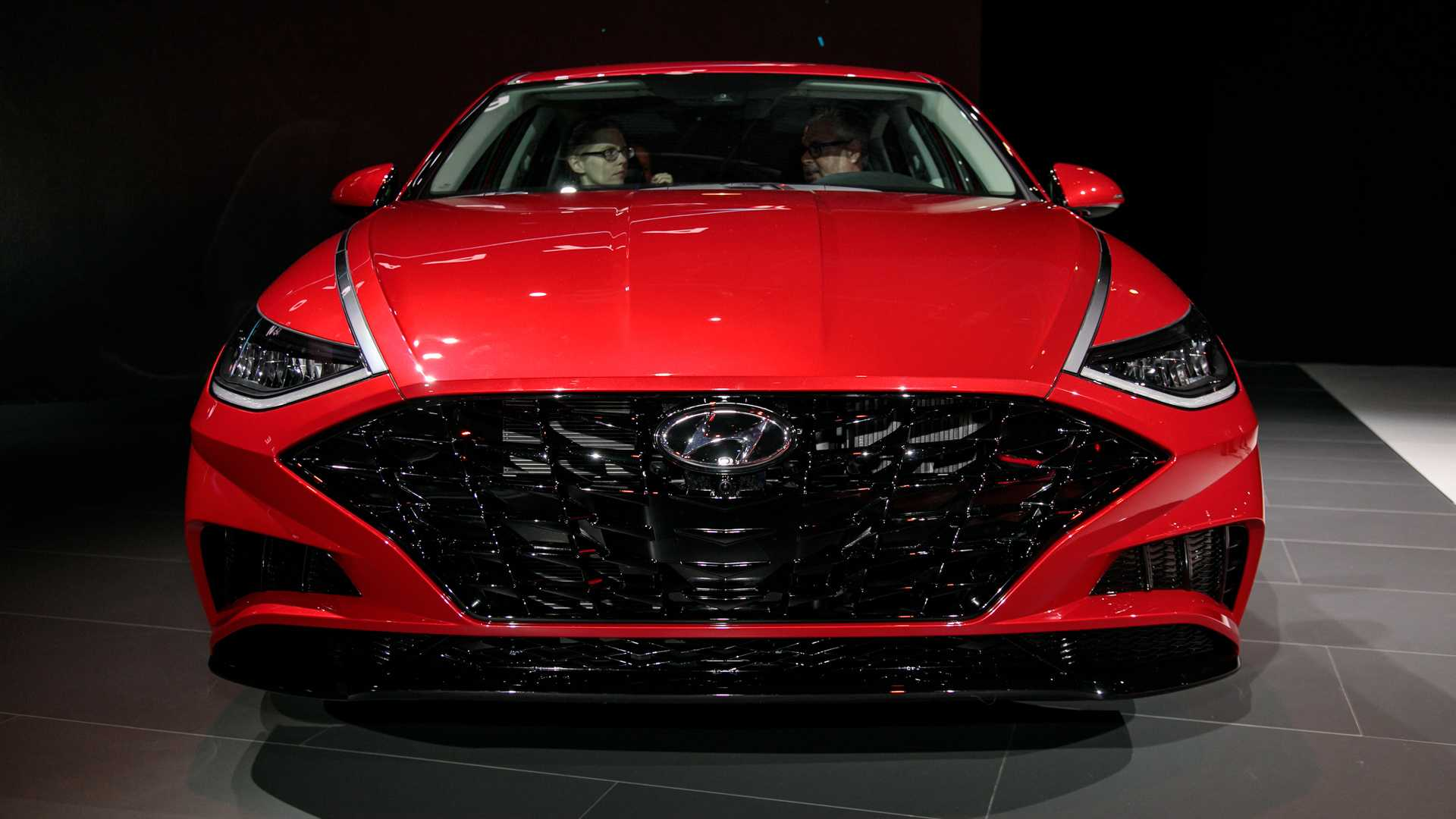 2020 Hyundai Sonata Debuts In New York With Style To Spare