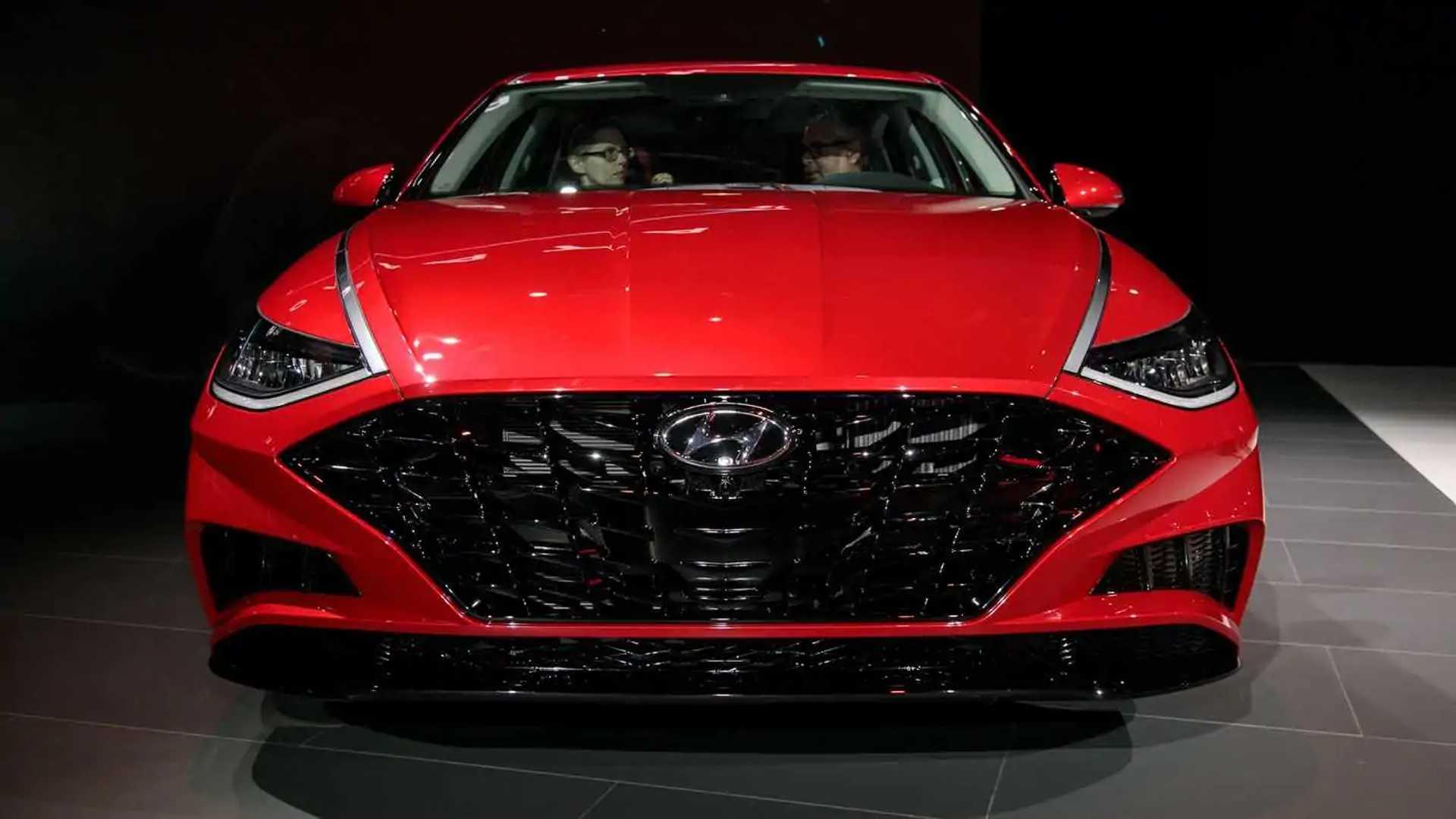 2020 Hyundai Sonata Starts At 24 330 Available With Lots