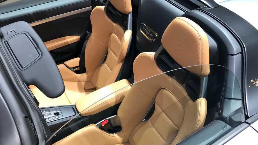 porsche 911 speedster heritage design package new york live bilder bilder. Black Bedroom Furniture Sets. Home Design Ideas