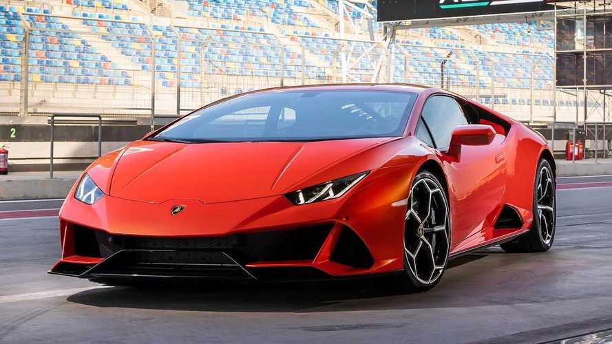 Lamborghini Frankfurt'ta 1000 bg güce sahip bir otomobil tanıtabilir