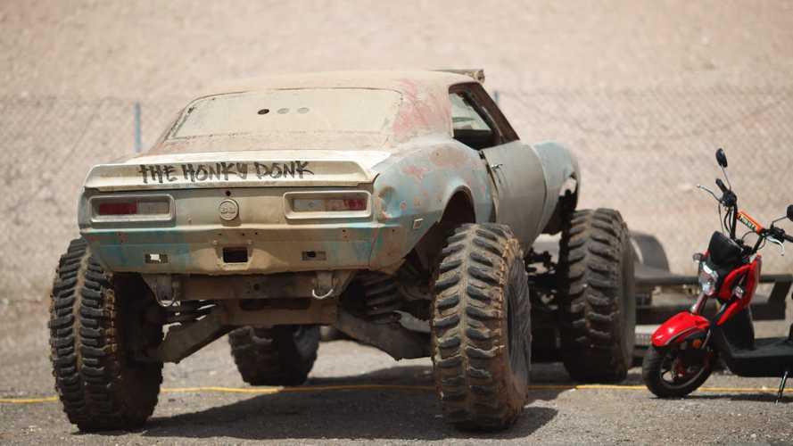 Chevrolet Mudmaro