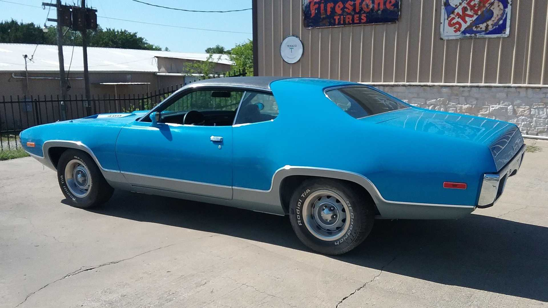 Fly Under The Radar In This 1972 Plymouth Satellite Sebring | Motorious