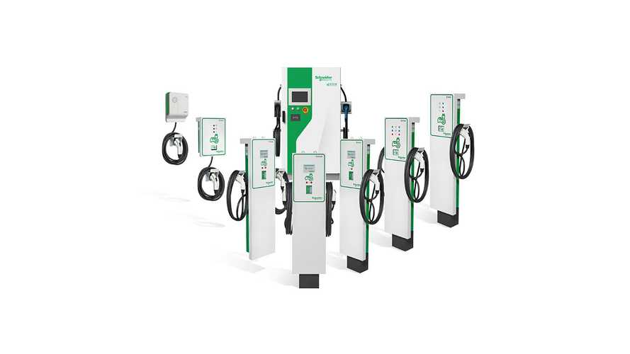 EverCharge and Schneider Collaborate to Accelerate Charging  Infrastructure in Multi-Tenant Buildings