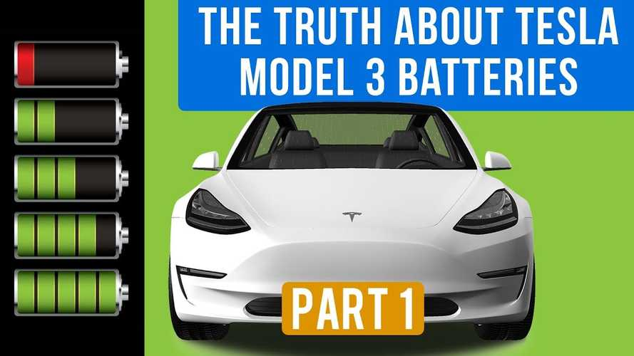 Everything You Ever Wanted To Know About Tesla Batteries