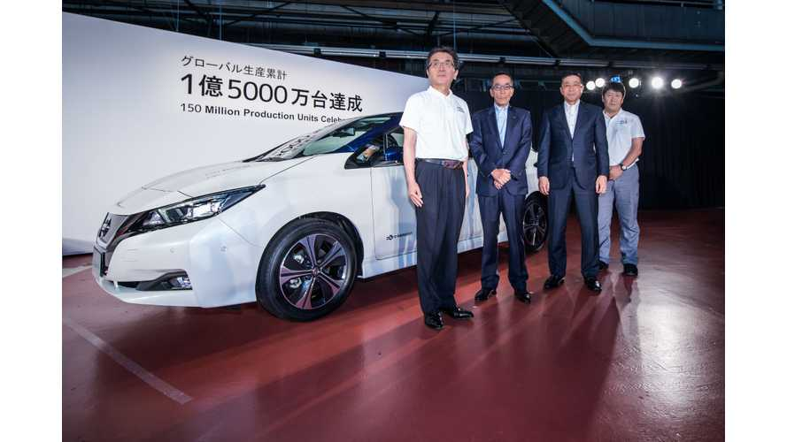 Nissan Shows How To Launch An EV Right, Almost 4,000 LEAF Sales In Debut Month For Japan