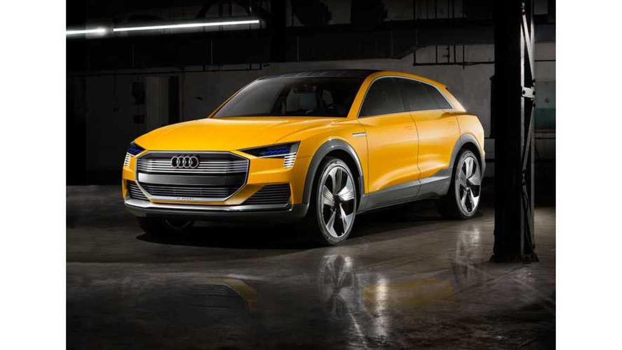 Audi h-tron Quattro Concept - Detailed Video Presentation