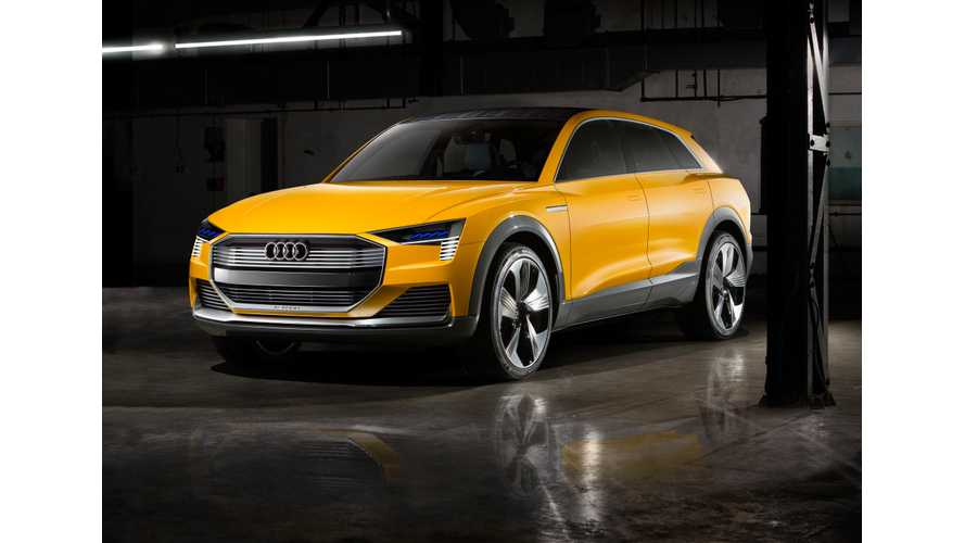 Audi h-tron Quattro Concept - Detailed Video Presentation