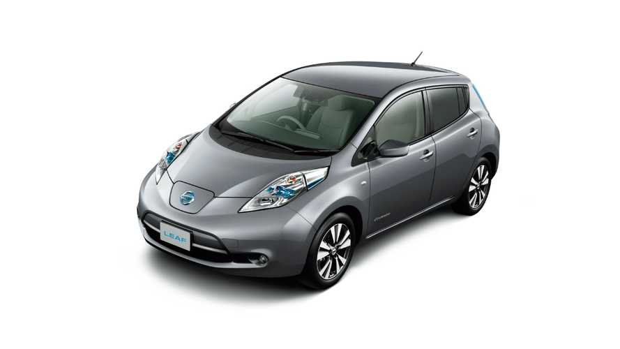 Plug-In Electric Car Sales November 2015 Canada
