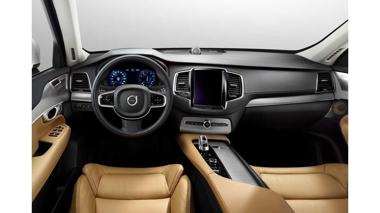 All New Volvo Xc90 T8 Twin Engine