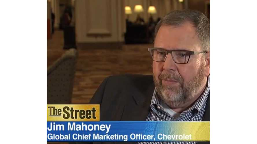 2016 Chevrolet Volt Reveal & Interview With Chevy's Marketing Chief - Video