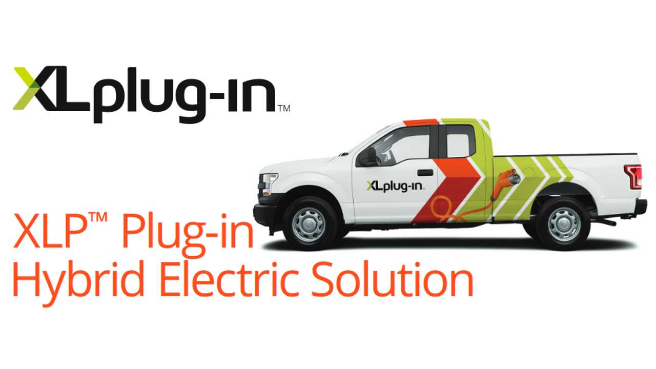 XL Hybrids Announces First XLP™ Plug-In Hybrid Upfit to be Installed on Ford F-150 Pickup Trucks
