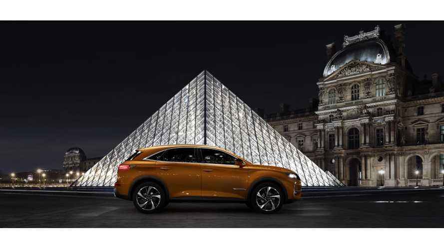 DS Going Electric-Only As Of 2024, Not 2027