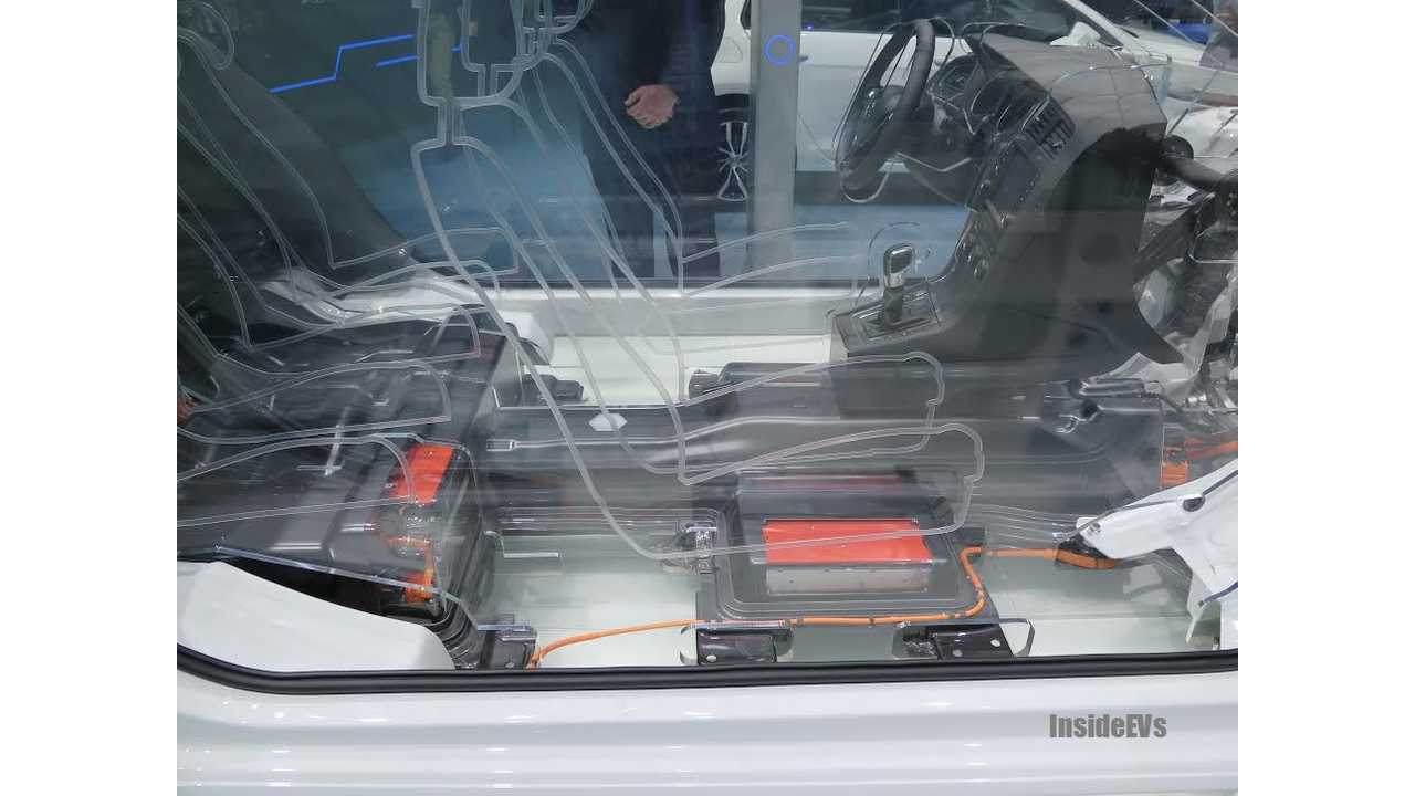 Volkswagen To Use Flat Batteries In Future Long-Range Electric Cars
