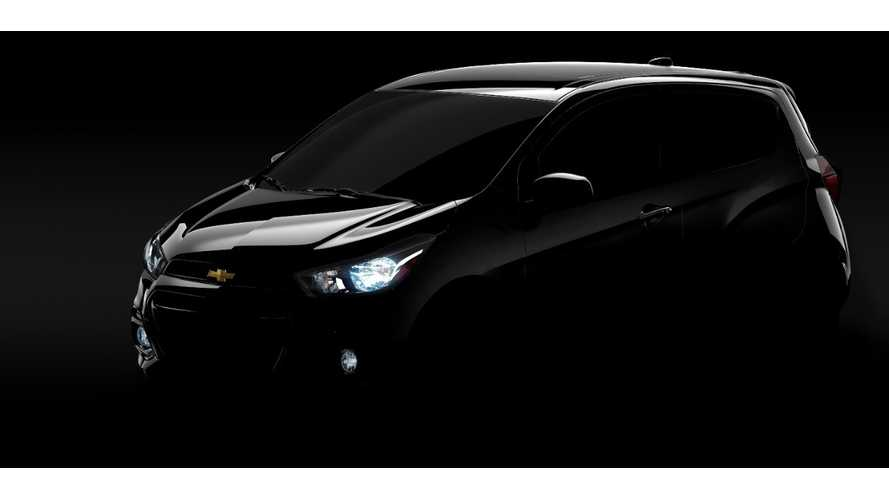 Exclusive: New Chevrolet Spark To Debut In NY, Spark EV Not Renewed - But Still Lives On