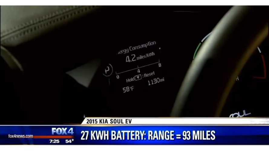 Texan Review Of Kia Soul EV - Video